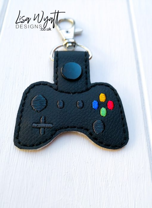 Game Controller Key Fob