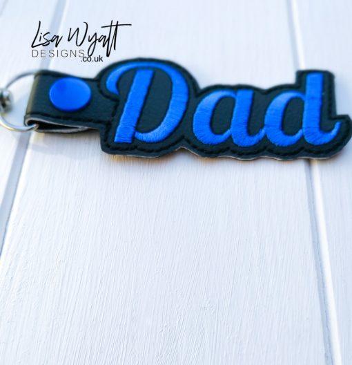 Dad Key Fob