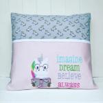 Unicorn Reading Pillow
