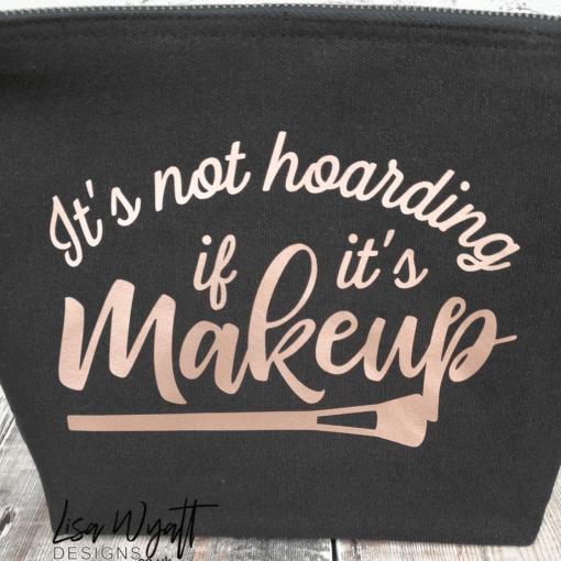 Make Up Bag Close Up