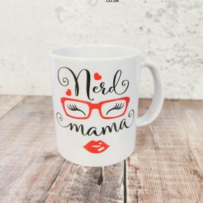 Nerd Mama Mug