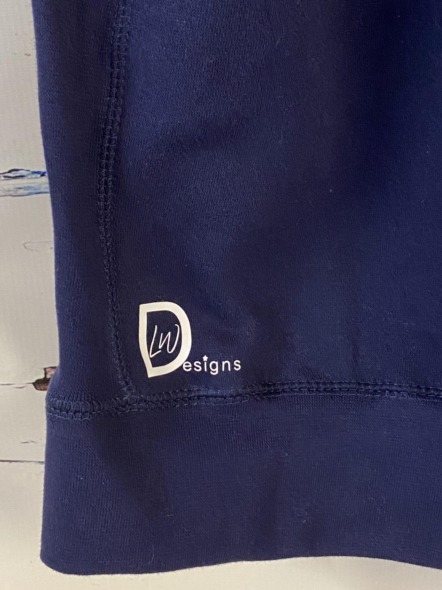 Logo Design on Hoodie