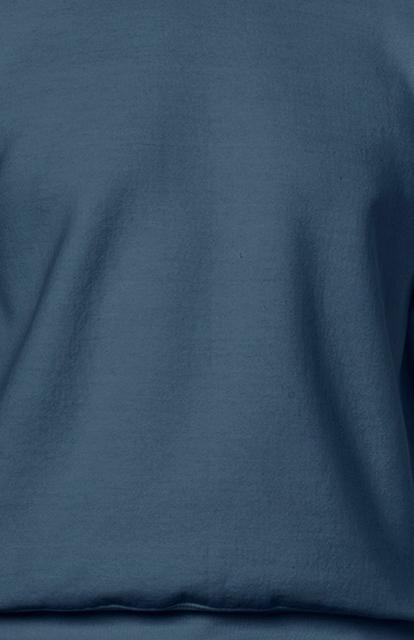 Indigo Blue Sweatshirt Colour