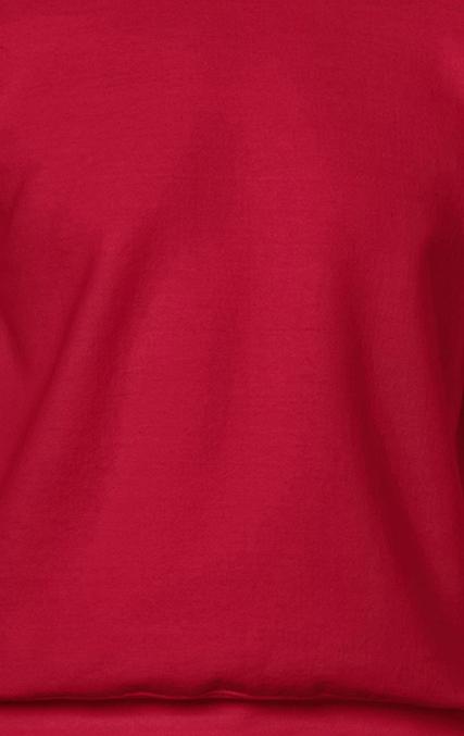 Red Sweatshirt Colour