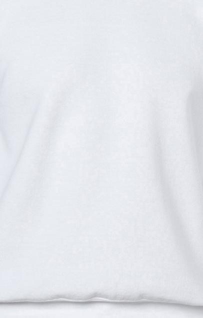 White Sweatshirt Colour
